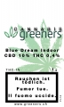 Greeners Blue Dream Haze Indoor Cannabisblüten ohne THC