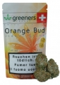 Greeners Orange Bud CBD Cannabisblüten ohne THC