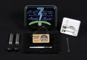Magic Flight Launch Box der perfekte Vaporizer für unterwegs