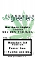 Greeners Northern Lights Indoor Cannabisblüten ohne THC