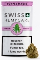 Swiss Hempcare Purple Magic Hanfblüten ohne THC