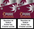 CPure Fedtonic Outdoor Cannabisblüten ohne THC