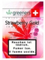 Greeners Strawberry Gold Indoor Cannabisblüten ohne THC